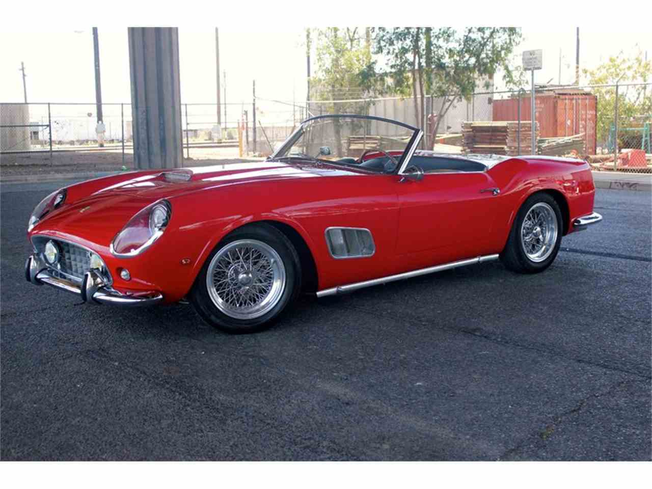Large Picture of 1963 250 GTE California Spyder - J2E5