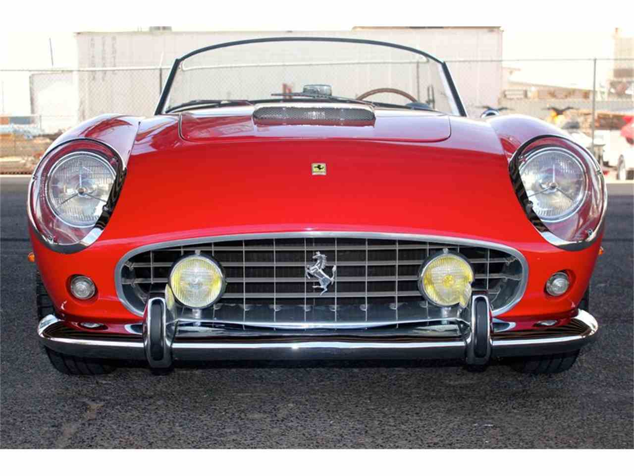 Large Picture of Classic '63 Ferrari 250 GTE California Spyder located in Phoenix Arizona Auction Vehicle Offered by EMG - J2E5
