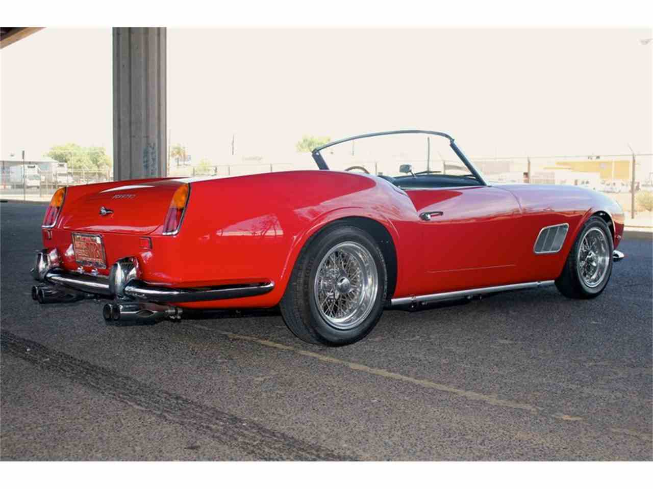 Large Picture of Classic '63 250 GTE California Spyder - J2E5