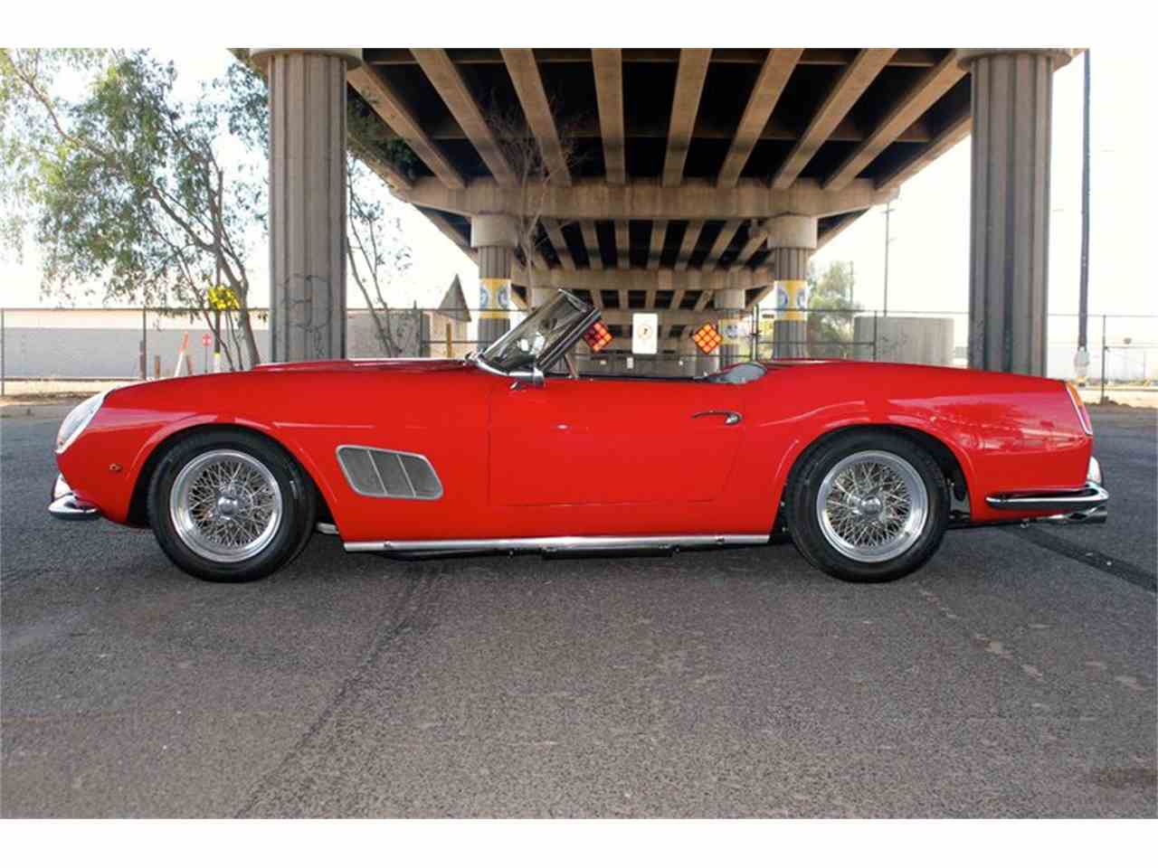 Large Picture of Classic '63 250 GTE California Spyder located in Arizona Auction Vehicle Offered by EMG - J2E5
