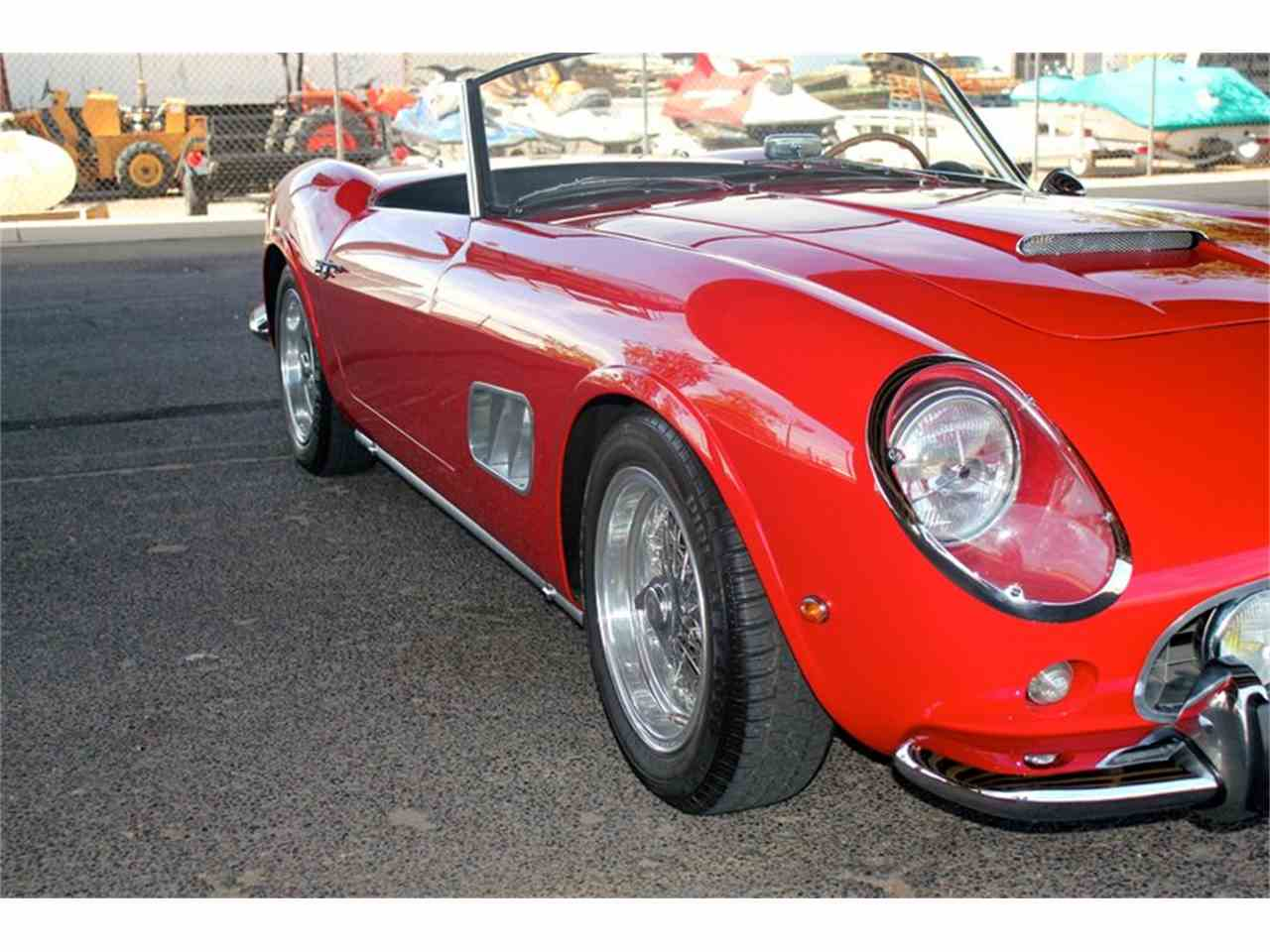 Large Picture of '63 250 GTE California Spyder located in Phoenix Arizona Offered by EMG - J2E5