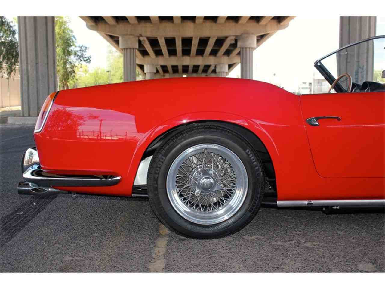 Large Picture of Classic '63 250 GTE California Spyder Auction Vehicle Offered by EMG - J2E5