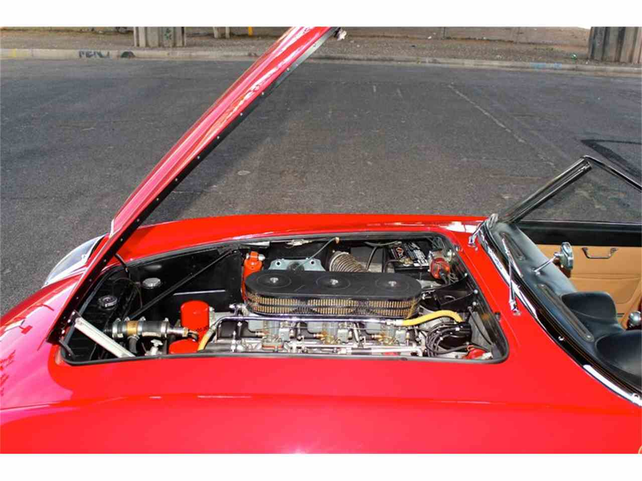 Large Picture of '63 Ferrari 250 GTE California Spyder located in Phoenix Arizona Offered by EMG - J2E5