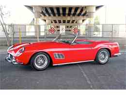 Picture of Classic 1963 250 GTE California Spyder located in Arizona Offered by EMG - J2E5