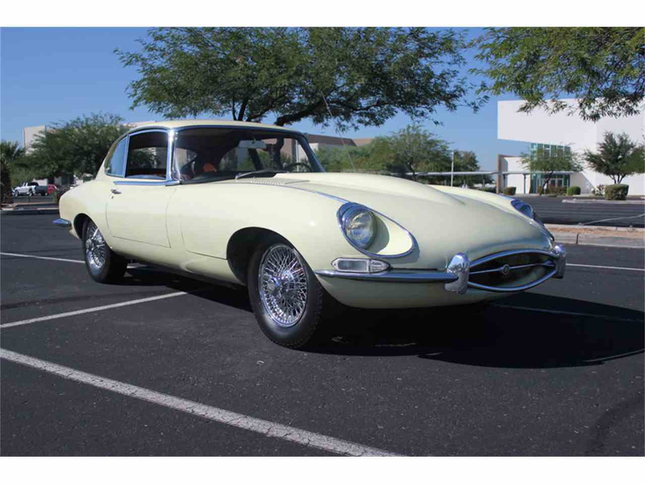 Large Picture of '67 E-Type XKE 4.2 S1.5 - J2EQ