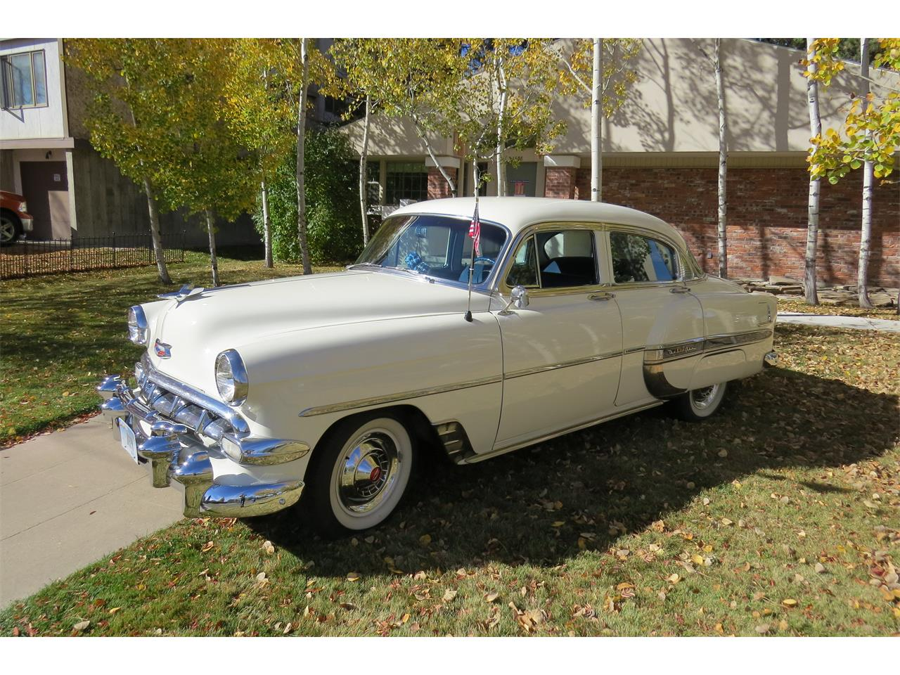 1954 Chevrolet Bel Air For Sale Cc 889606 Chevy Large Picture Of Classic 54 Located In Ulm Montana J2fa