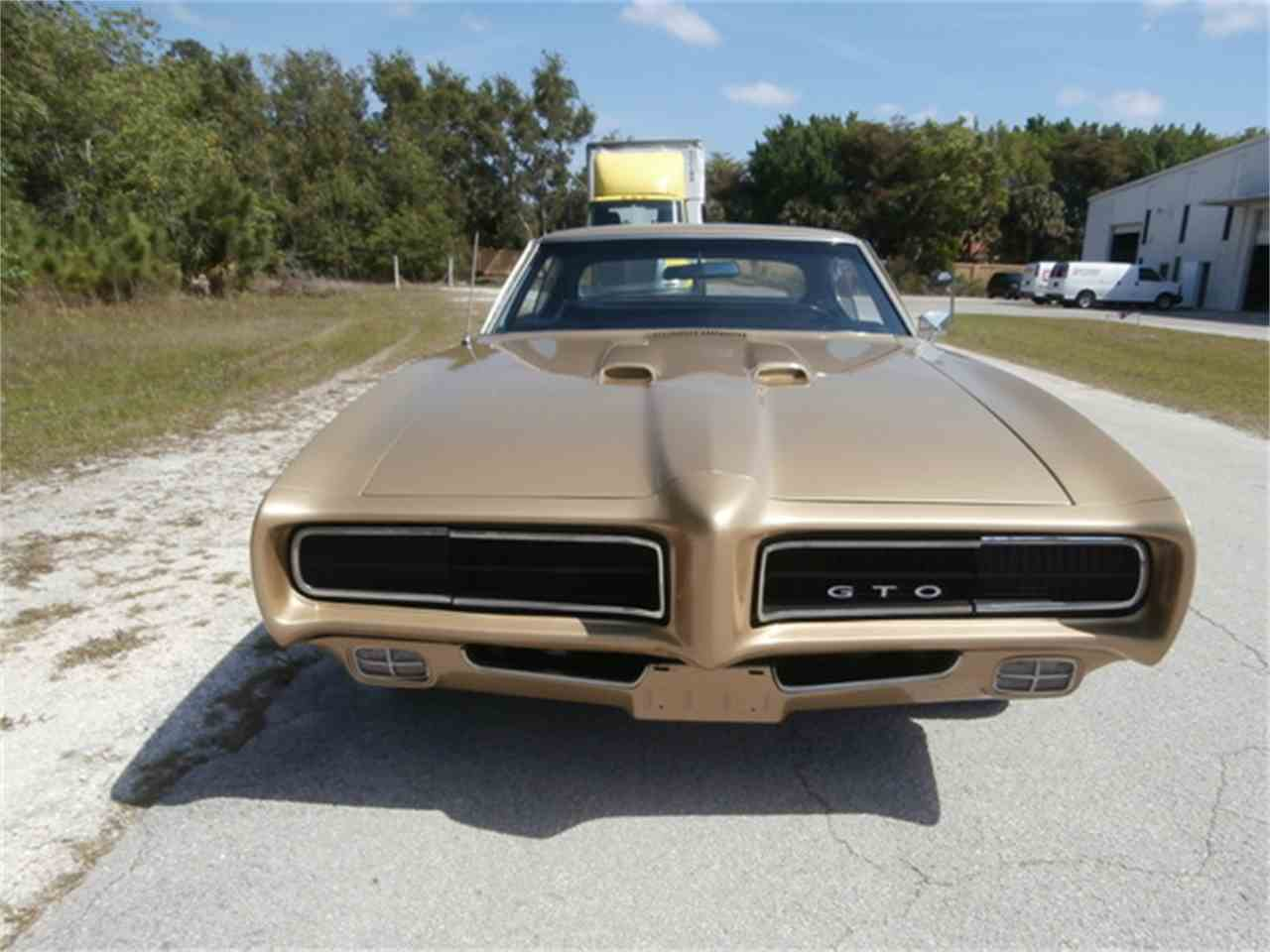 Large Picture of '69 GTO - J2HY