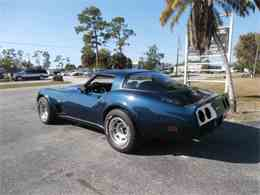 Picture of 1979 Chevrolet Corvette located in Fort Myers/ Macomb, MI Florida - J2IA