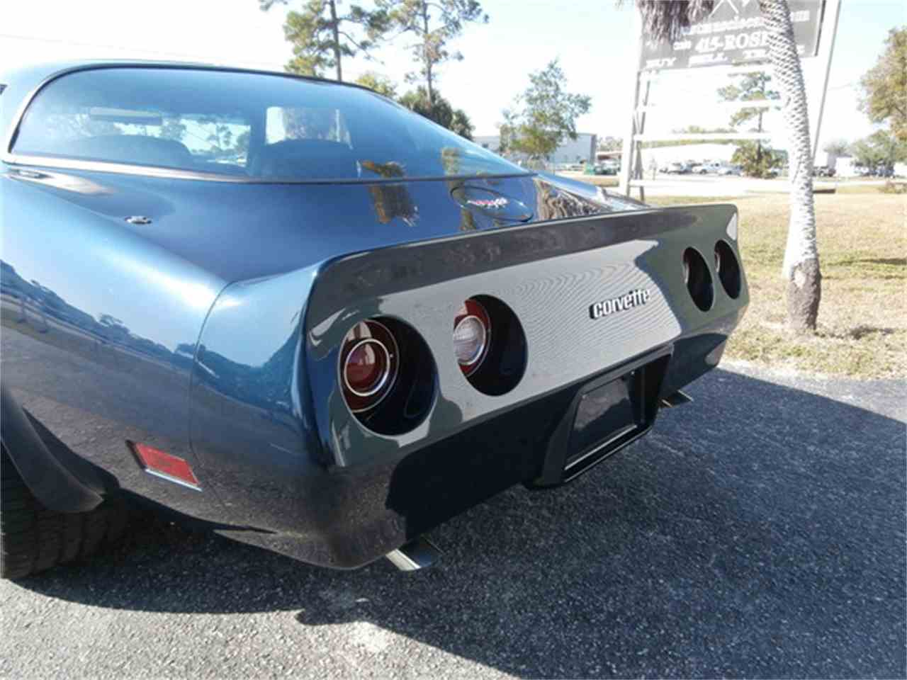 Large Picture of 1979 Corvette located in Fort Myers/ Macomb, MI Florida - $17,900.00 Offered by More Muscle Cars - J2IA