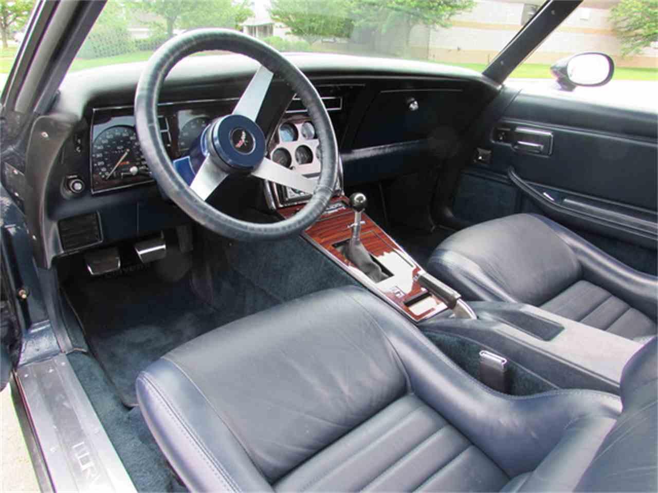 Large Picture of '79 Corvette - J2IA