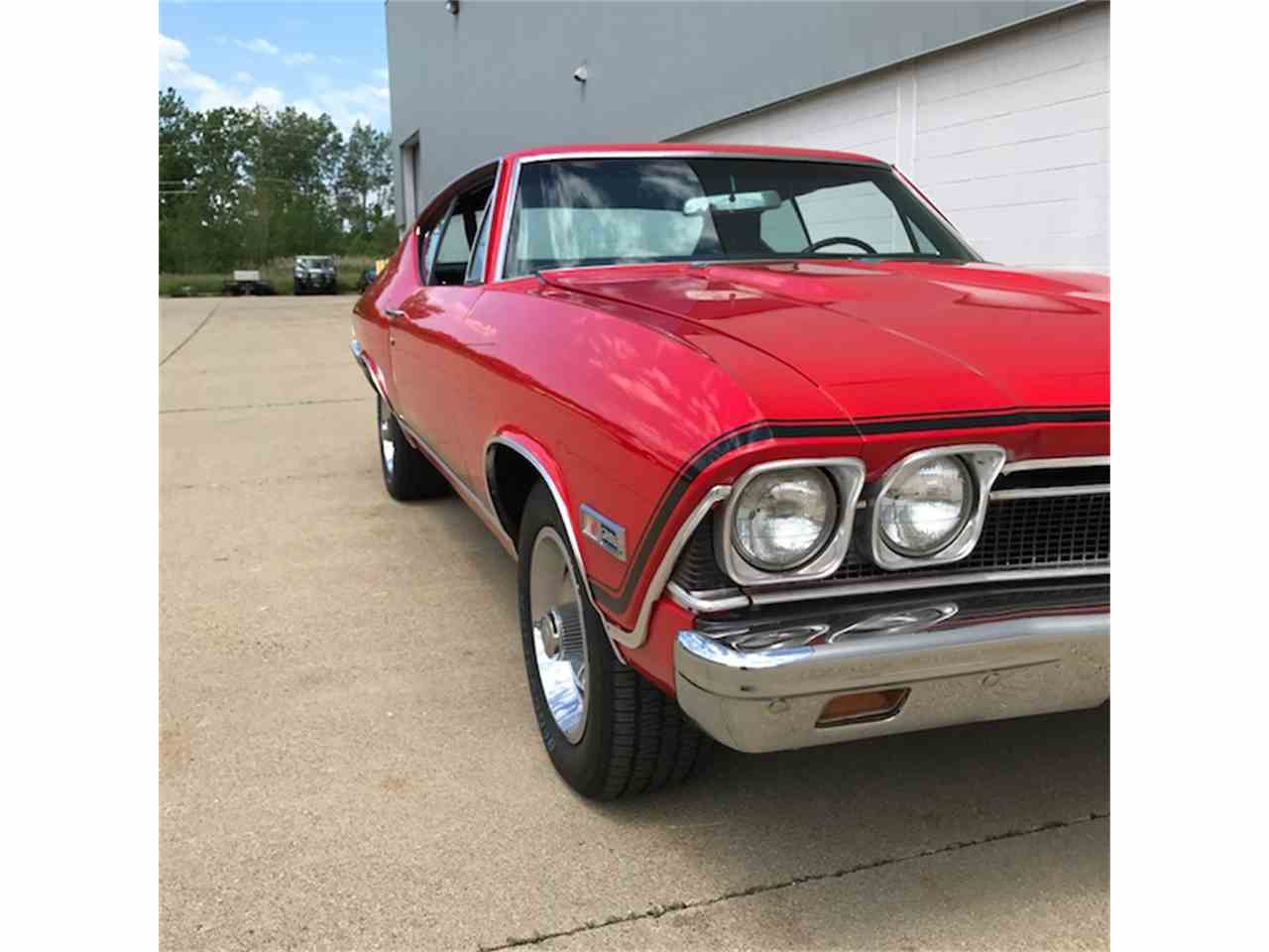 Large Picture of '68 Chevrolet Chevelle SS located in Florida - J2IM