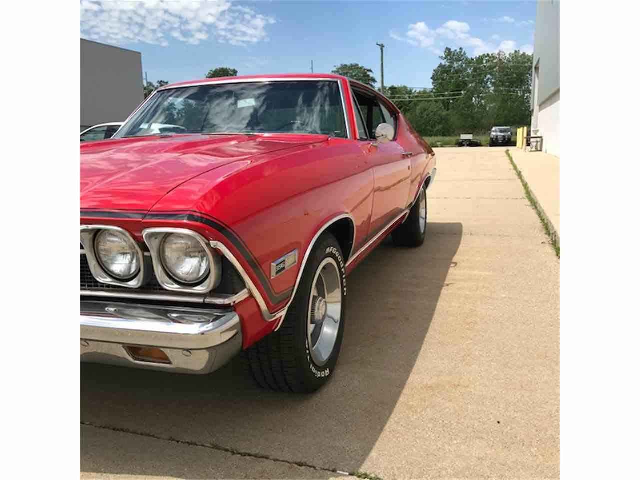 Large Picture of 1968 Chevelle SS located in Fort Myers/ Macomb, MI Florida Offered by More Muscle Cars - J2IM