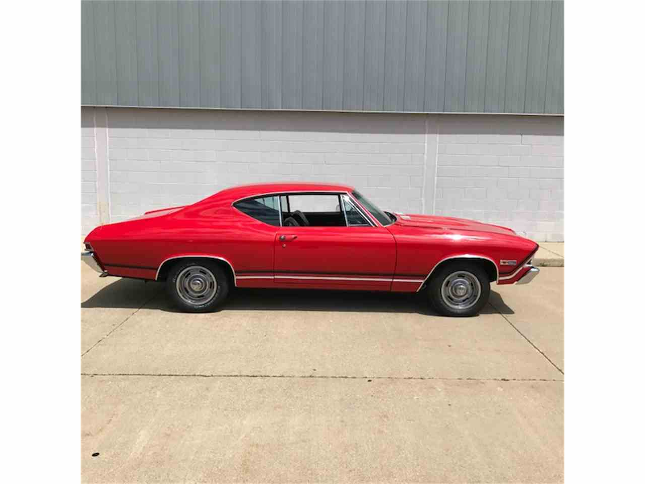 Large Picture of 1968 Chevrolet Chevelle SS - $28,900.00 Offered by More Muscle Cars - J2IM