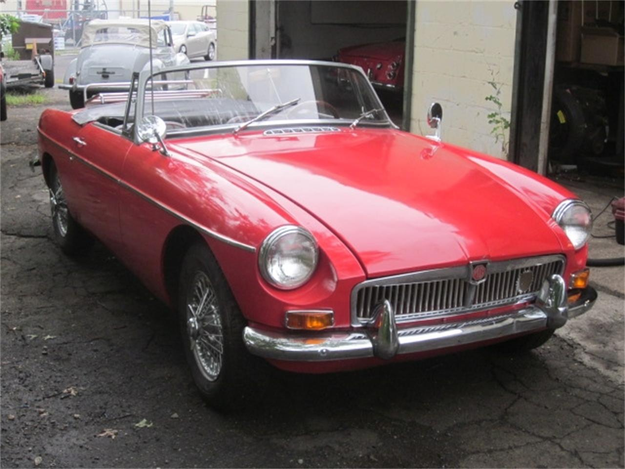 For Sale: 1967 MG MGB in Stratford, Connecticut