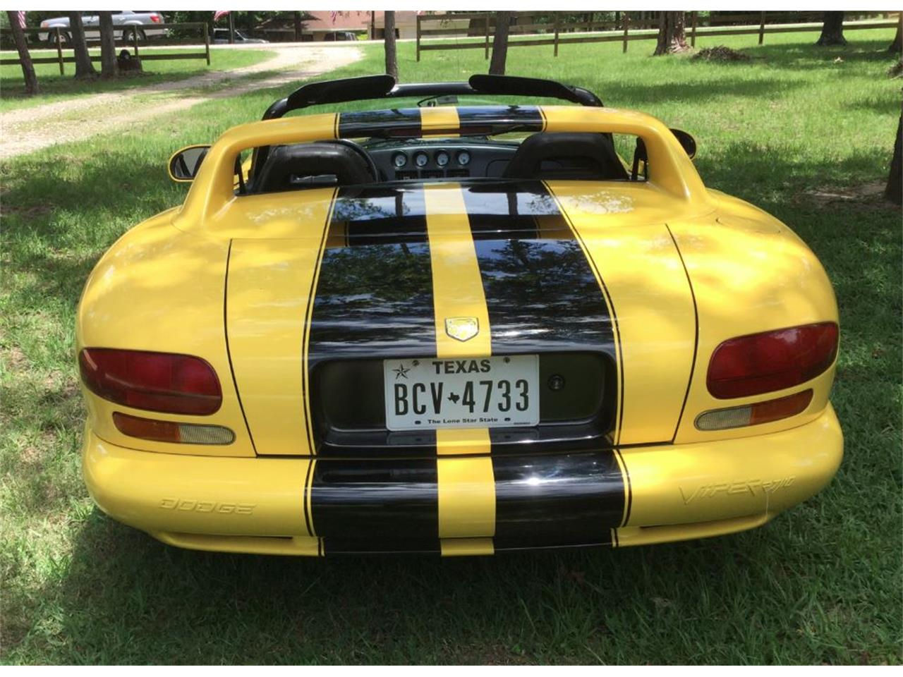Large Picture of 1995 Viper located in Magnolia Texas Offered by a Private Seller - J2KH