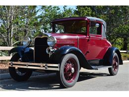 Picture of 1930 Model A - $13,500.00 Offered by Spoke Motors - J2KT