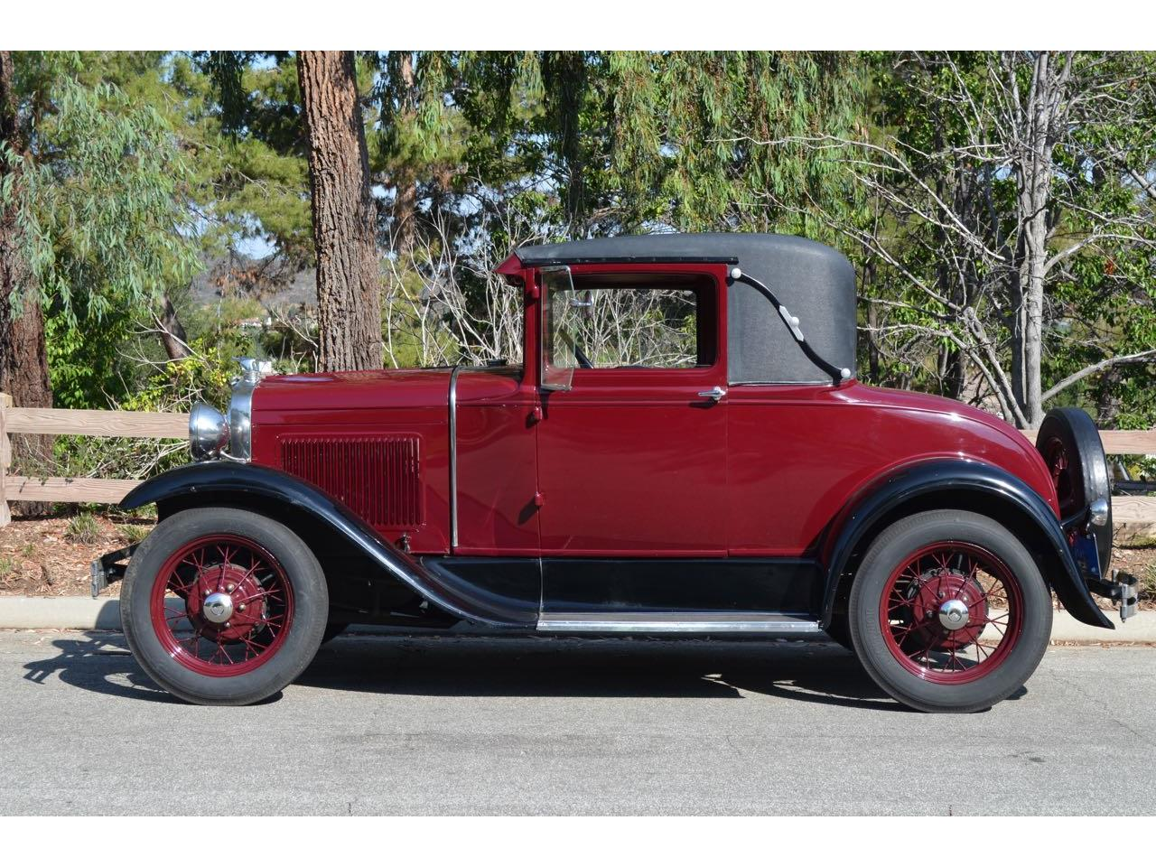 Large Picture of Classic '30 Ford Model A located in Newbury Park California - $13,500.00 Offered by Spoke Motors - J2KT