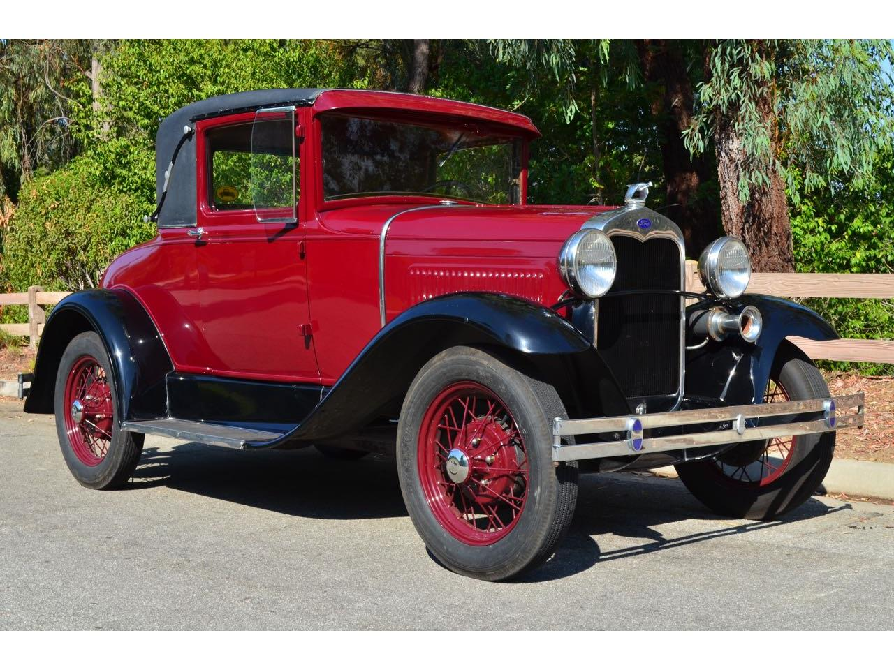 Large Picture of Classic '30 Model A - J2KT