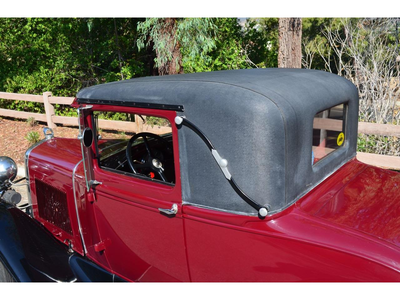 Large Picture of '30 Model A located in Newbury Park California Offered by Spoke Motors - J2KT