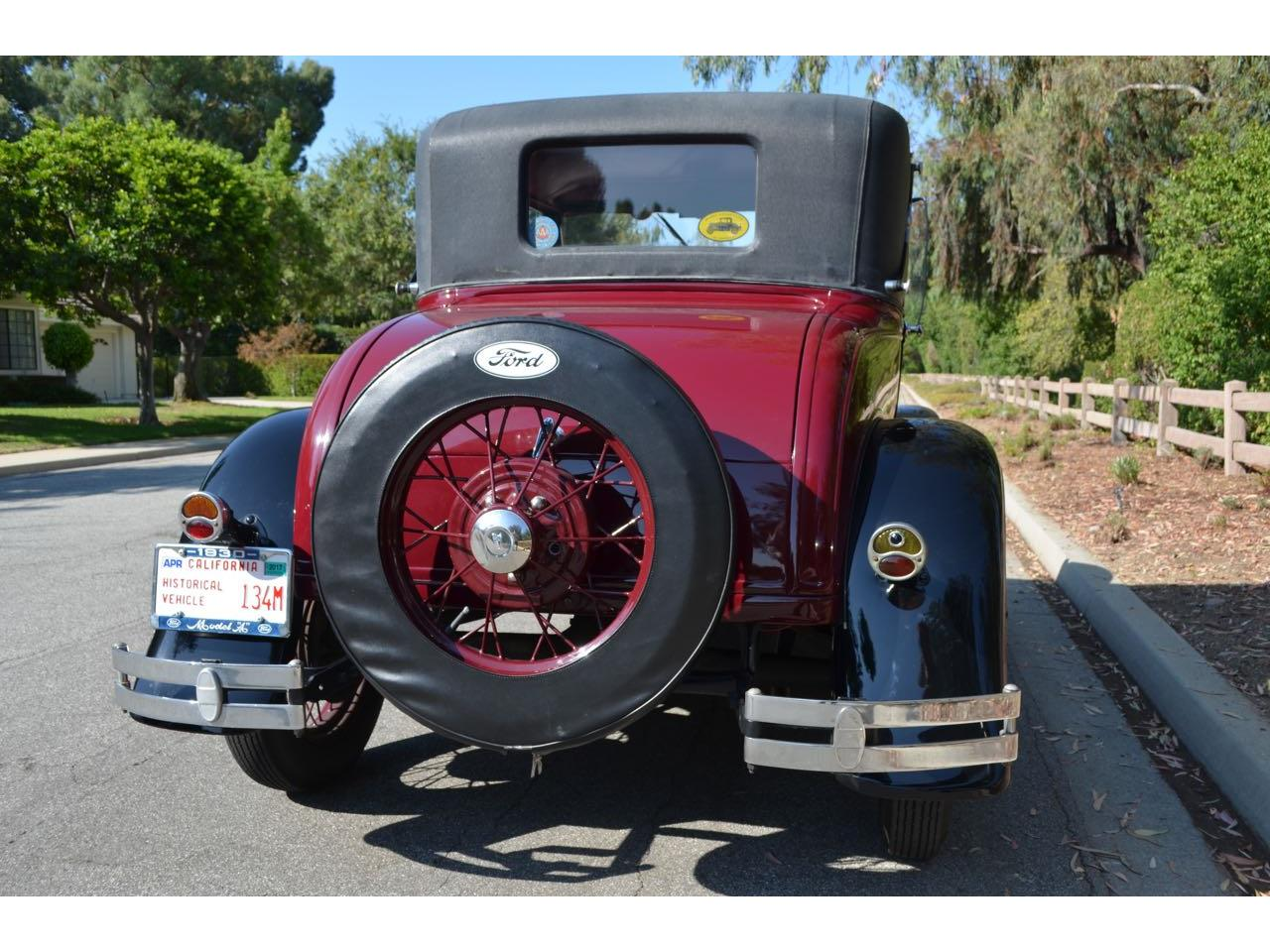 Large Picture of Classic '30 Ford Model A - J2KT