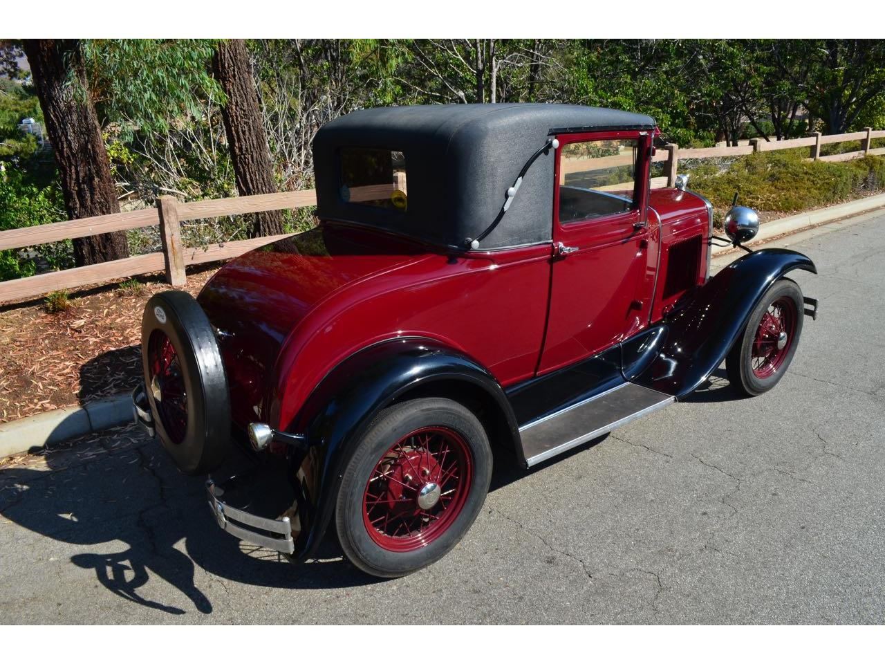 Large Picture of Classic 1930 Model A - $13,500.00 - J2KT