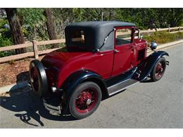 Picture of Classic '30 Ford Model A located in Newbury Park California - $13,500.00 Offered by Spoke Motors - J2KT