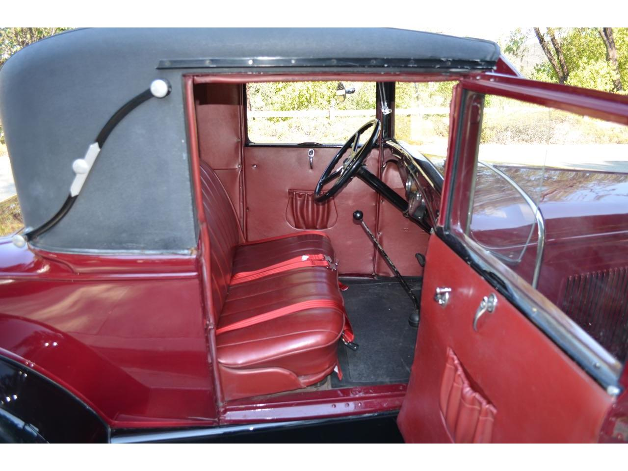 Large Picture of Classic '30 Ford Model A located in Newbury Park California - $13,500.00 - J2KT