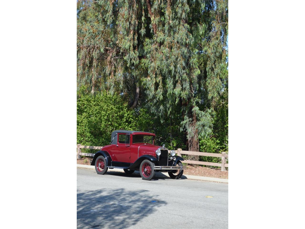 Large Picture of 1930 Model A - $13,500.00 Offered by Spoke Motors - J2KT
