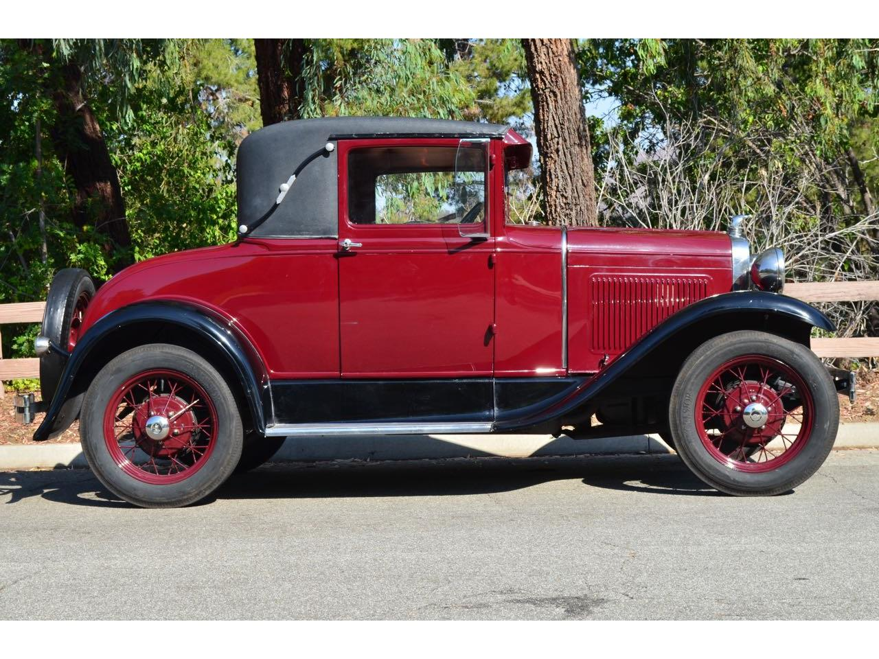 Large Picture of '30 Model A Offered by Spoke Motors - J2KT