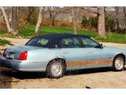 1998 Lincoln Town Car Presidential Series For Sale Classiccars Com
