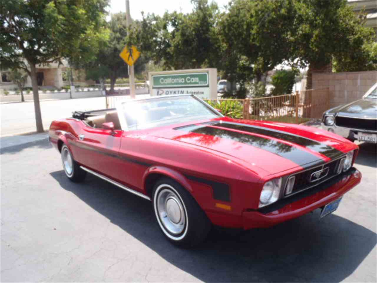 Large Picture of '73 Mustang - J2M5