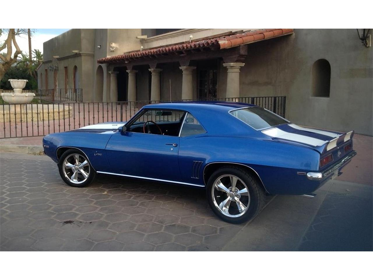 Large Picture of '69 Chevrolet Camaro Z28 located in Indio California Offered by a Private Seller - J2O4