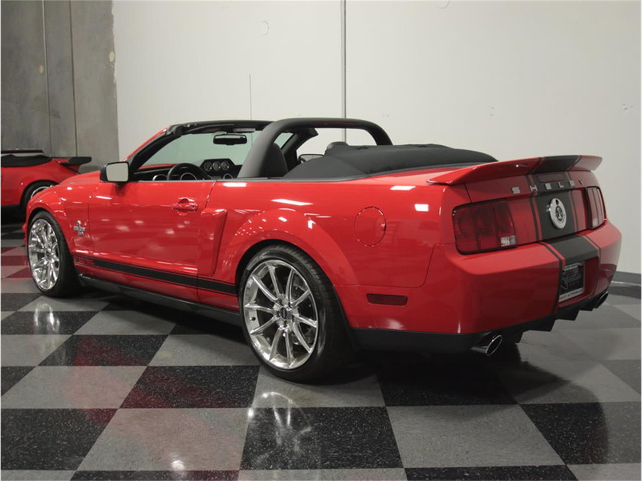 2007 Ford Mustang Shelby GT500 Super Snake for Sale ...
