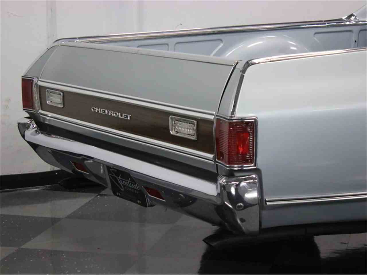 Large Picture of '71 El Camino - J3J0