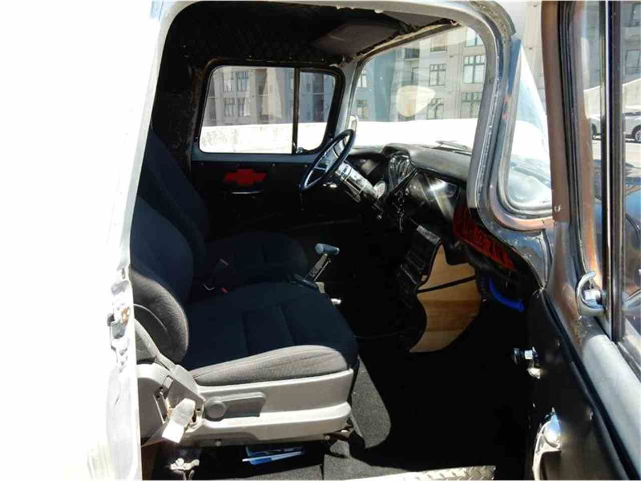 Large Picture of '57 3100 Panel Van - J3O4