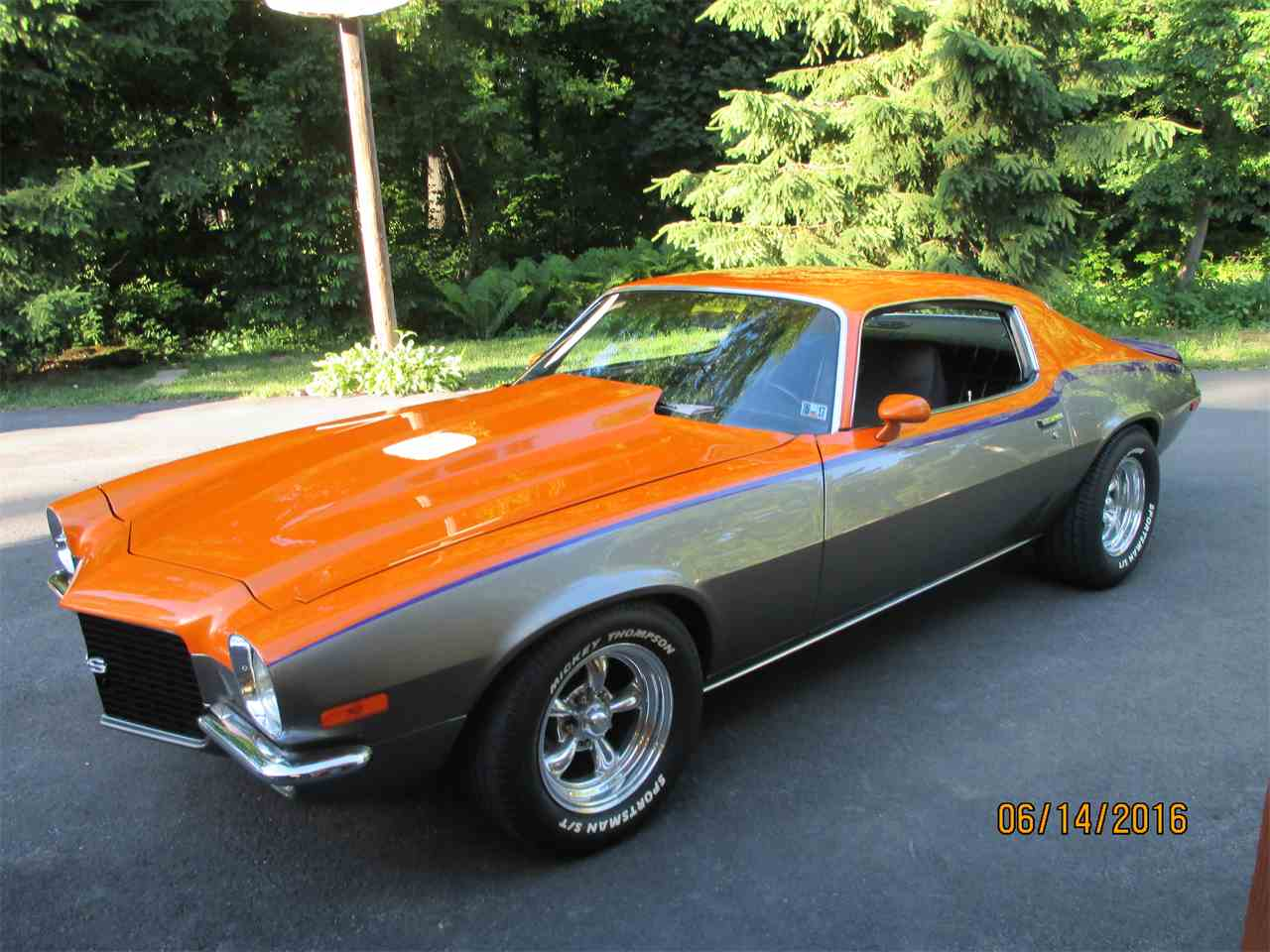 Large Picture of Classic 1971 Chevrolet Camaro located in Center Hall  Pennsylvania - $21,000.00 - J3QV
