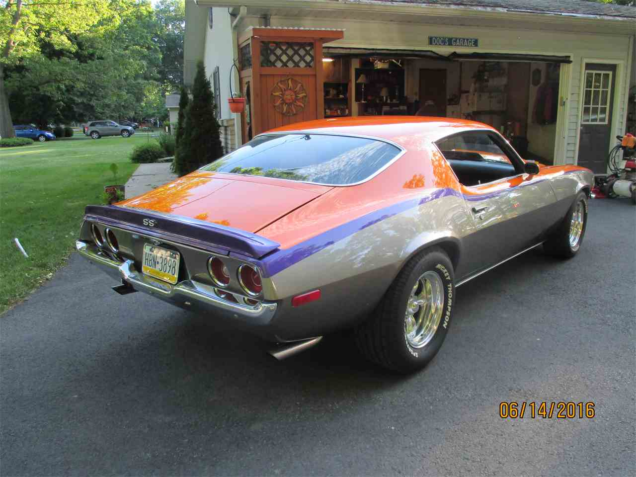 Large Picture of '71 Camaro - J3QV