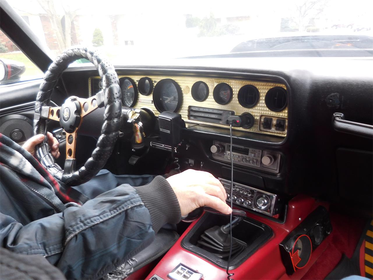 Large Picture of 1977 Pontiac Firebird Trans Am located in New Brunswick New Jersey - J3RM