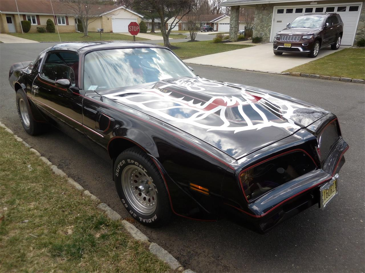 Large Picture of '77 Firebird Trans Am - J3RM