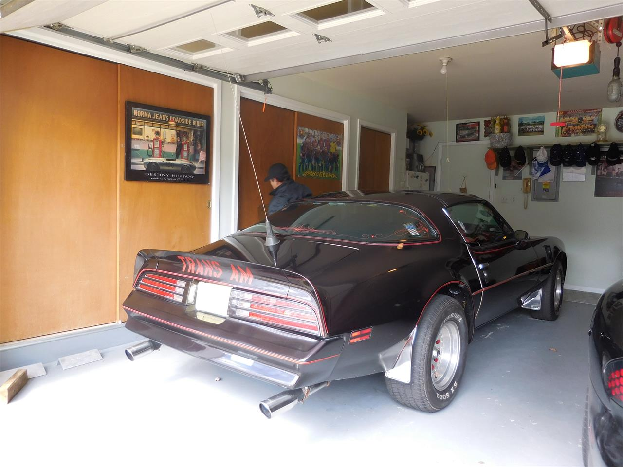 1977 pontiac firebird trans am for sale cc 891346. Black Bedroom Furniture Sets. Home Design Ideas