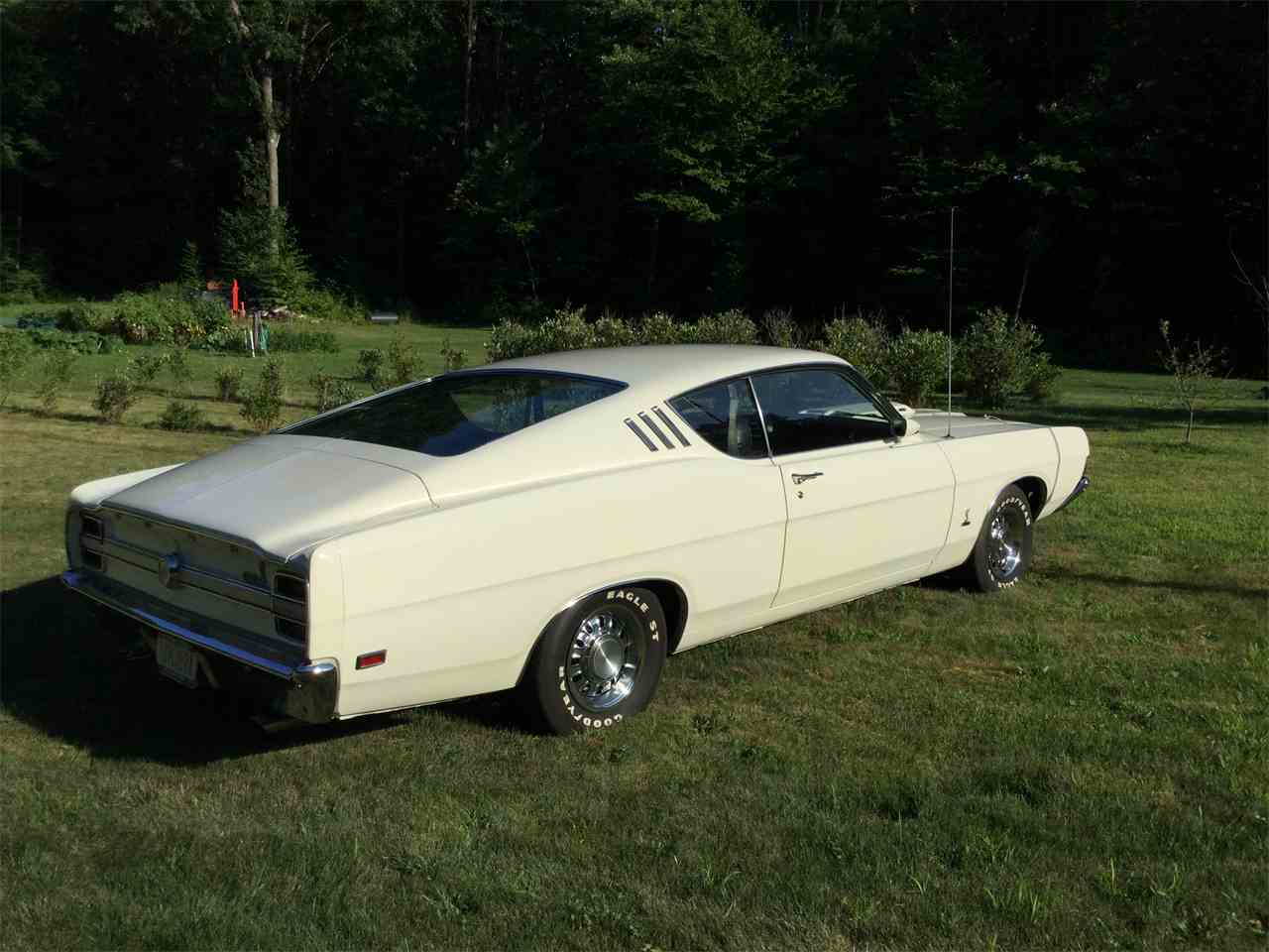 Large Picture of '69 Torino - J3ST