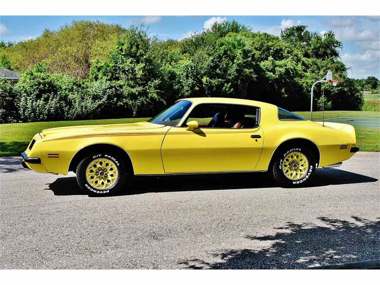 Large Picture of '75 Firebird - J2U7