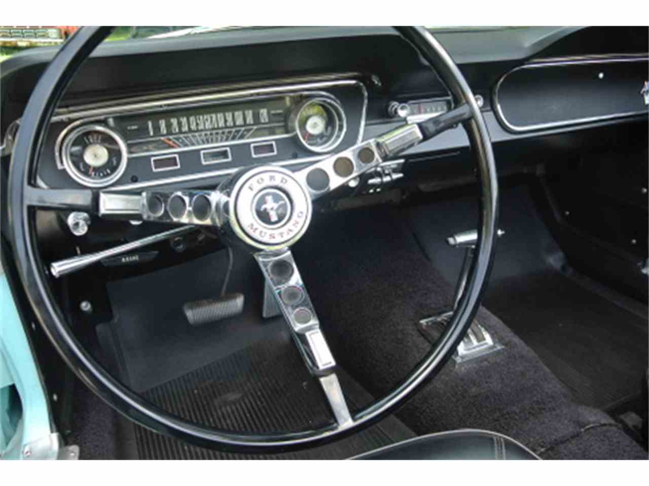 Large Picture of '65 Mustang - J3V8