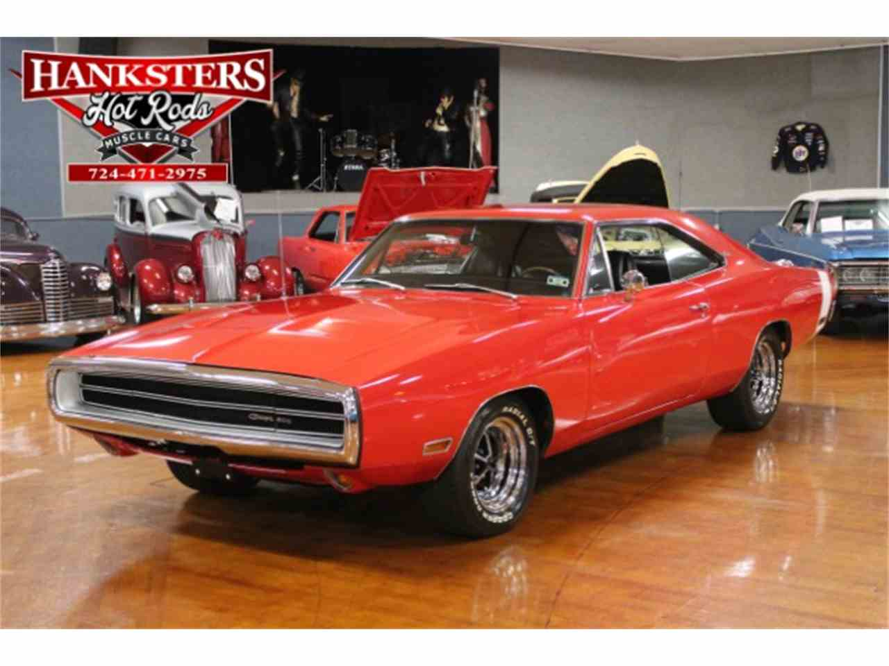 1970 Dodge Charger for Sale   ClassicCars.com   CC-890154