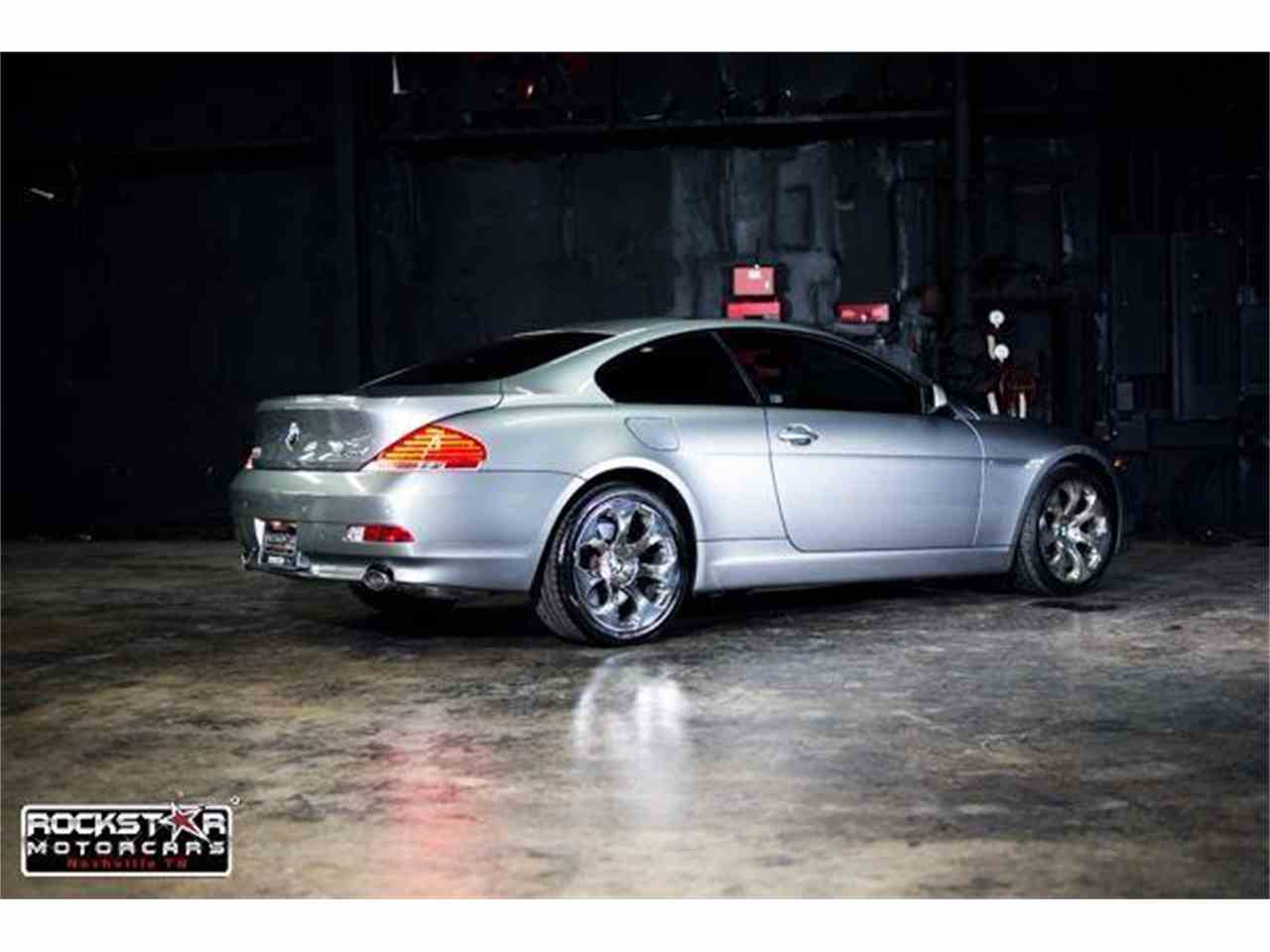 Large Picture of '07 6 Series - J3Z0