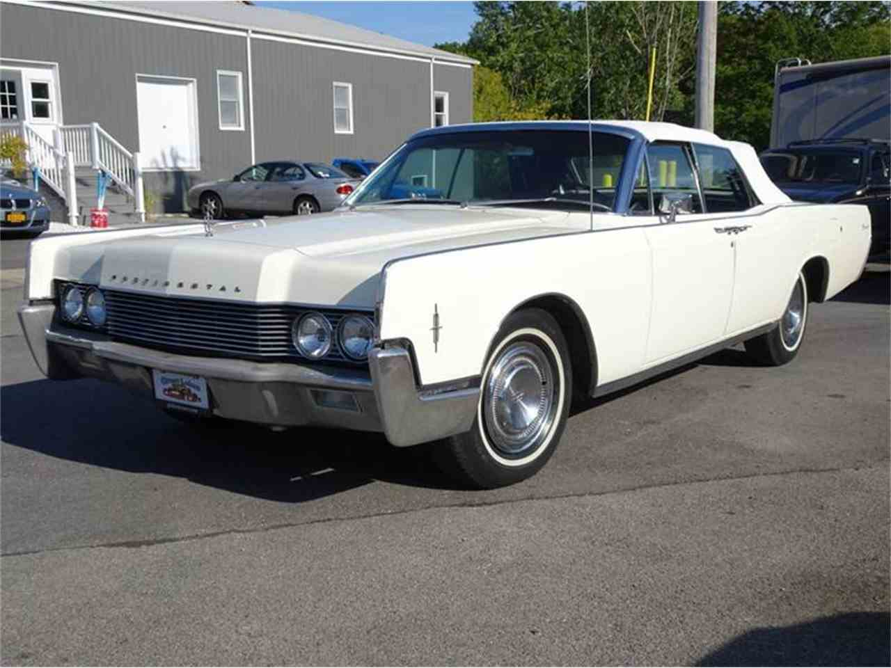 1966 Lincoln Continental for Sale | ClicCars.com | CC-891618