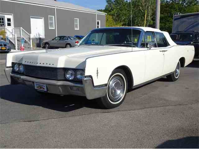 1966 lincoln continental for sale on. Black Bedroom Furniture Sets. Home Design Ideas