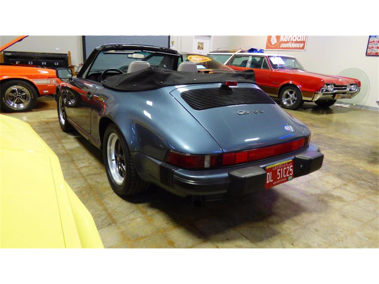 Large Picture of '88 911 Carrera - J3ZF