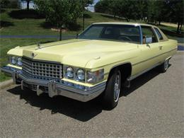 Picture of '74 Cadillac Coupe DeVille Offered by Affordable Classic Motorcars - J3ZZ
