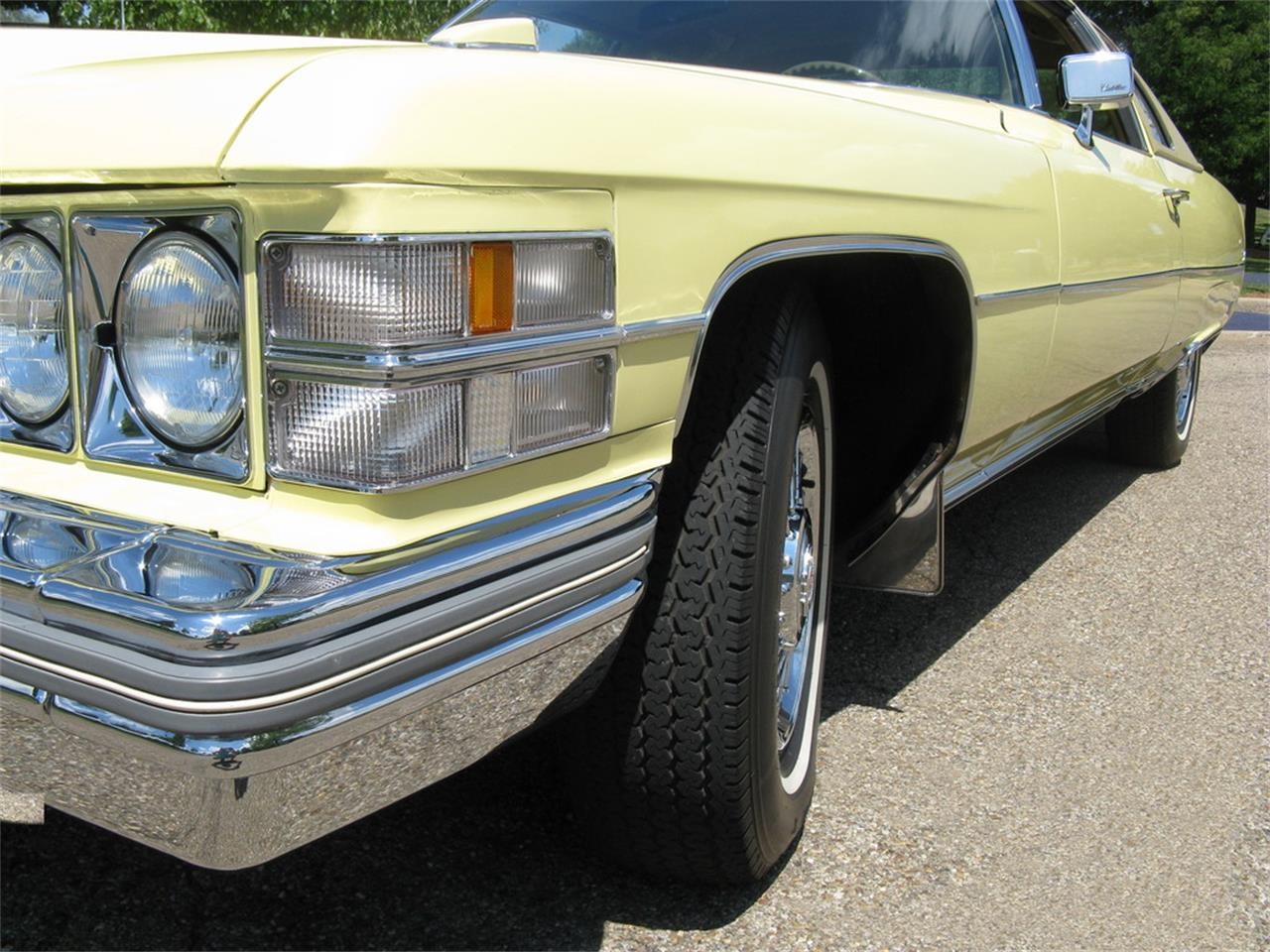 Large Picture of '74 Cadillac Coupe DeVille located in Ohio - $13,500.00 Offered by Affordable Classic Motorcars - J3ZZ